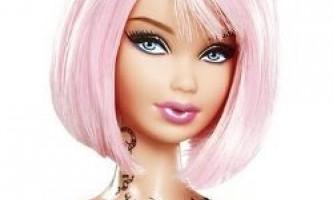 Лялька барбі з татуюваннями - чи потрібна вона?