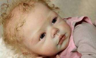 Лялька реборн - майже як дитина