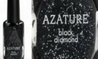 Лак з діамантами