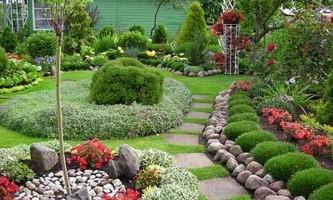 Ландшафтний дизайн садової території: як спланувати та прикрасити
