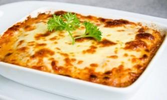 Лазанья - рецепт приготування