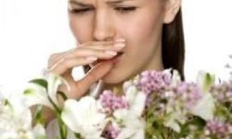 Лікування і профілактика алергії
