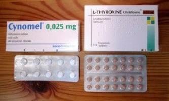 Ліотіронін для спалювання жиру