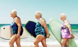 Люди, старше 55 років, більш активні, ніж молодь
