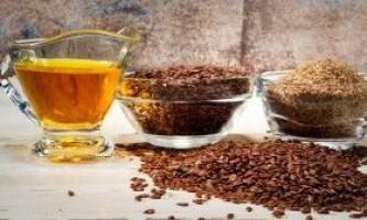 Лляна олія: користь і шкода в культуризмі