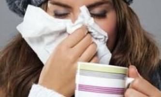 Кращі народні засоби від застуди та грипу