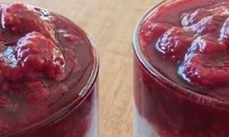 Кращі рецепти зимових заготовок з малини