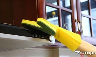 Кращі способи очистити кухонну витяжку від жиру