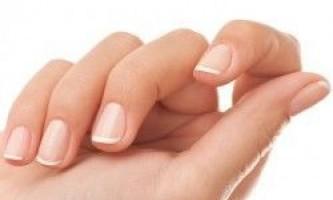 Манікюр для коротких нігтів