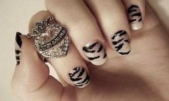 Манікюр на коротких нігтях в домашніх умовах