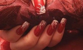 Манікюр - малюнки на нігтях