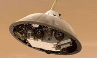 """Марсохід curiosity """"винюхує"""" метан в марсіанському повітрі"""