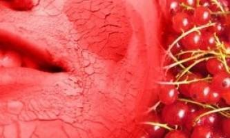 Маски для обличчя з червоної смородини