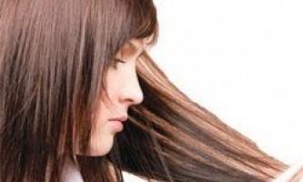 Маски для сухого волосся