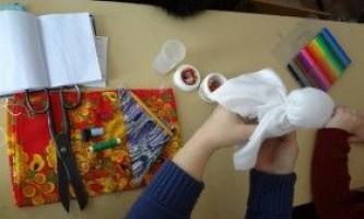 Майстер-клас з виготовлення тропічних ляльок