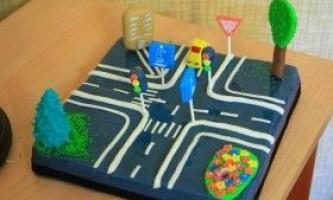 Майструємо забавки на тему правила дорожнього руху