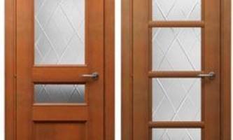 Міжкімнатні двері: коли стандартний дизайн неприйнятний