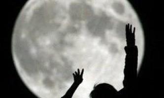 Міф розвінчаний: повний місяць не впливає на людину