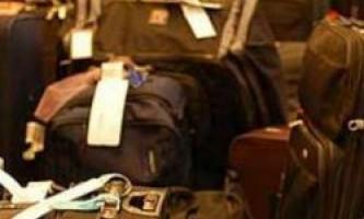 Немовля в валізі: пред`явлено звинувачення в контрабанді