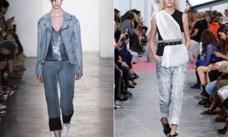 Модні джинси весна-літо 2017