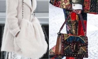 Модні сумки осінь-зима 2017-2018