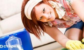 Миємо підлогу в будинку: швидко і чисто