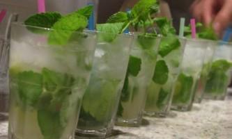 Мохіто рецепт алкогольний з горілкою