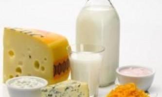 Молочні продукти покращують пам`ять
