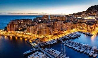 Монако - резиденція розкоші