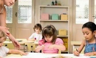 Монтессорі-педагогіка для дітей і їх батьків