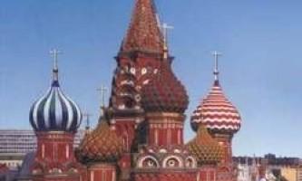 Москва виглядає як берлін в очах іноземців