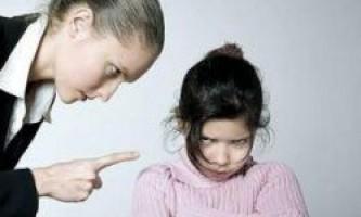 Чи можна карати дитину?