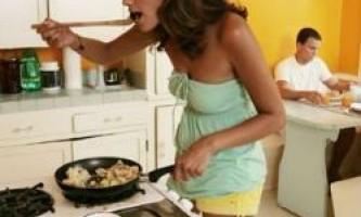 Чоловіки більше люблять куховарство матері, ніж дружини