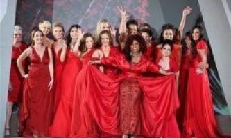 Чоловіки вважають за краще дам в червоному через ілюзії їх доступності