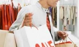 Чоловіки також як і жінки залежать від шопінгу