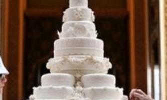 На аукціоні виставили шматок торта з весілля принца вільяма