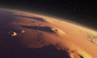 На марсі 635 тисяч ударних кратерів