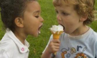"""Набір ваги більш """"заразливий"""" в дитячому віці, ніж у дорослому житті"""