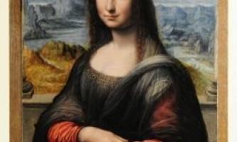 Знайдений двійник мона лізи