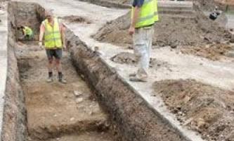 Знайдена могила річарда iii