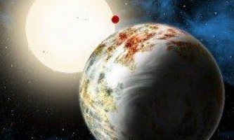 Знайдена неможлива планета - мега-земля