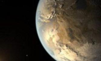 Знайдена планета розміром з землю, де може бути вода