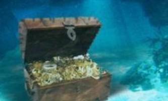Знайдено незліченні скарби, втрачені 300 років тому
