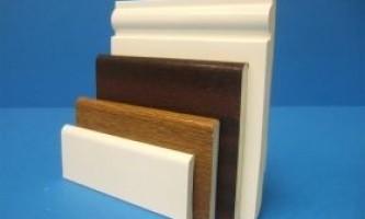 Підлогові плінтуси: вибір, підрізування і установка