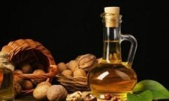 Natural oil slim - масло волоського горіха для схуднення
