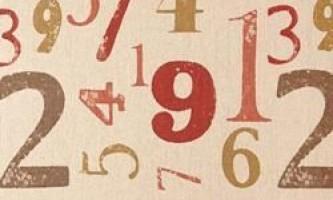 Названо найулюбленіші числа в світі