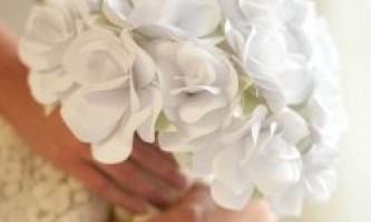 Незвичайні букети на весілля