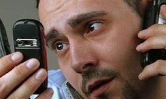 Номофобія набирає обертів або як вижити без мобільного телефону