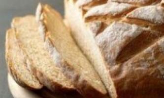 Нова технологія збереже хліб свіжим протягом 2-х місяців
