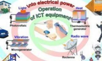 Новий пристрій генерує електрику з тепла і світла